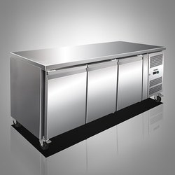 RDV Silver SS 304 Food Grade Storage Chiller