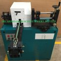 Tube Forming Machine and Strip Cutter With Pulling Attachment