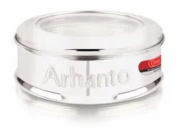 Arhanto Crysta Stainless Steel Storage Box