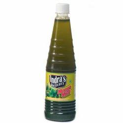 Indras Delicacy Mango Mint Sharbat