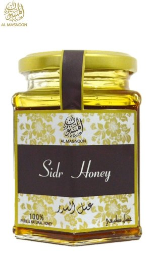 Sidr Honey, Packaging Type: Glass Jar