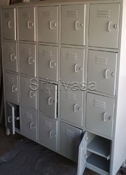 Mild Steel Locker