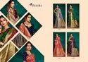 Designer Kesar Silk Vellora Vol-8 with Banarasi Silk Saree Catalog Collection