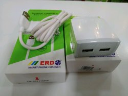ERD 4 Amp Dual Micro USB Charger