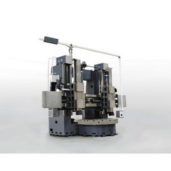 New CNC Vertical Lathe