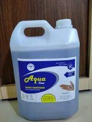Aqua Fine Hand Sanitizer 5 Liter