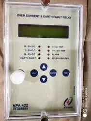 NPA422 IDMT Over Current Earth Fault Relay