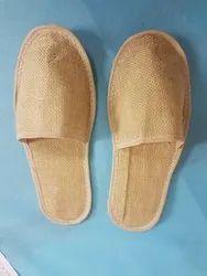 jute slippers close toe
