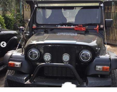 Mahindra Jeep 2012 महदर कर Sri Shirdi Sai Used