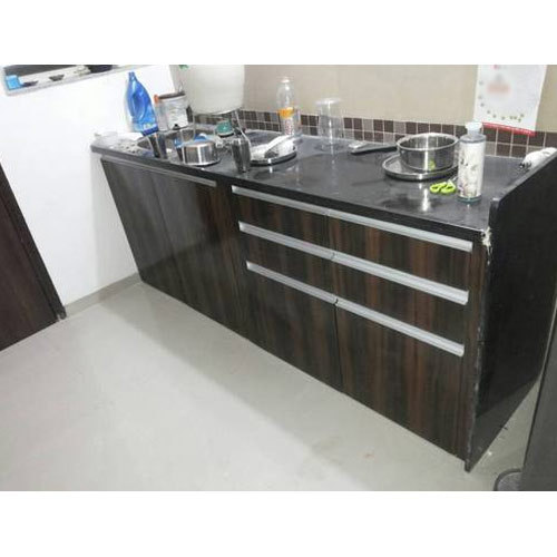 Kaka PVC Kitchen Cabinets
