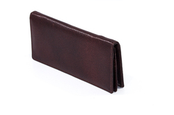 Brown Leather Ladies Wallets