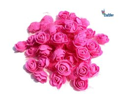 Medium Artificial Foam Flower
