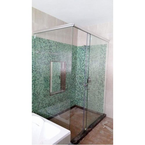 Toughened Glass Stylish Shower Partition, Rs 500 /square ...