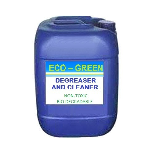 Eco Green Degreaser and Cleaner, Packaging Type: Can