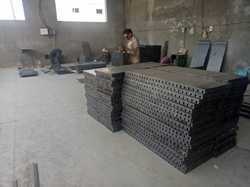Slotted Angle Shuttering Plates