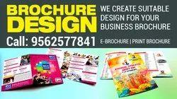 3 Days Brochure Design