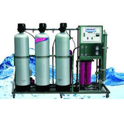 Distill Water Plant 500 LPH
