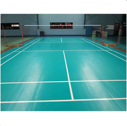 Shuttle Badminton Court