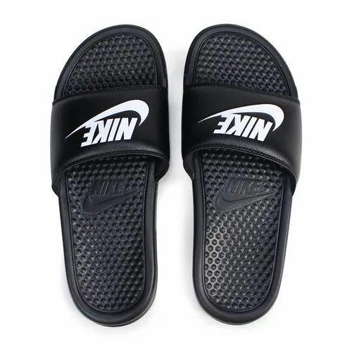 reputable site f1fea 172d8 Nike Benassi Jdi Black Mens Sandals