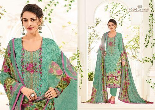 2d73837daa Muslin Pakistani Lawn Suit, Rs 670 /piece, Bandhani Palace | ID ...