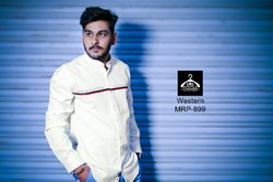 Cotton Mens Casual Shirt
