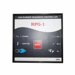 RPG-1 Gas Burner Sequence Controller