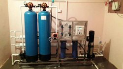 RO Water Purification System, Capacity: 1000, 10*10