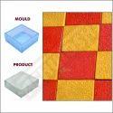Square Moulds- 150 X 150 - 60MM Stone - 606E