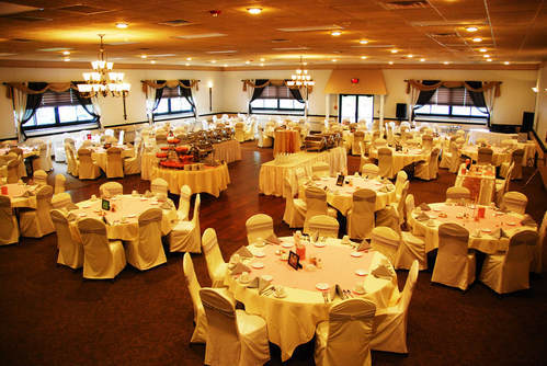 Hotel Banquet Folding Round Table Size 5 Feet Rs 7500