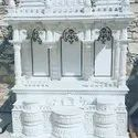 Handmade Curved Marble Temple