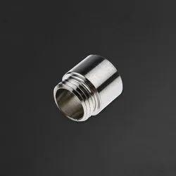 Brass Round Adapter