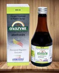 Fungal Diastase 40 mg & Pepsin 60 mg Syrup