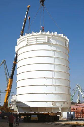 Oil Tank Fabrication Service