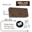 Stainless Steel Hunk Shutter Lock Ssl-502