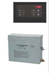 Acqualine India Oil Fired Steam Generator, Generation Capacity: 9KW, Automation Grade: Semi-Automatic