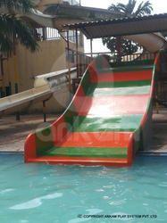 Water Park Family Water Slide