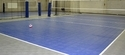 Indoor Volleyball Court Flooring Service