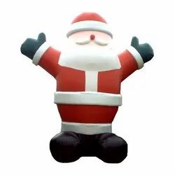 Inflatable Saint Nicholas