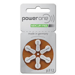 P312 Hearing Aid Battery