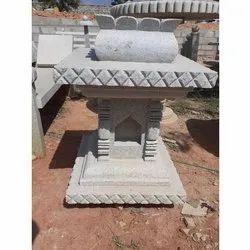 Grey Sadarahalli Stone Temple