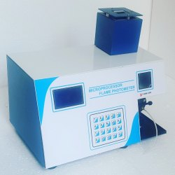 Laboratory Flame Photometer
