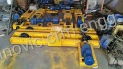 End Carriage For Crane