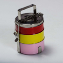 Coloured and Printed Tiffin Ware