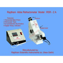 RSR 2A - Abbe Refractometer Improved