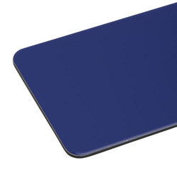 Sea Blue Metallic Aluminium Composite Panel
