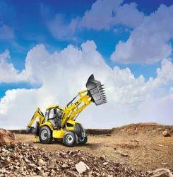 Mahindra Earthmaster VX 79.89 HP Backhoe Loader, Bucket Capacity: 0.27 CuM