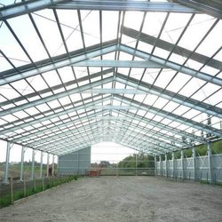 Industrial Roofing Structures