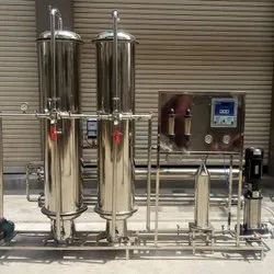 Stainless Steel,FRP Reverse Osmosis Plants
