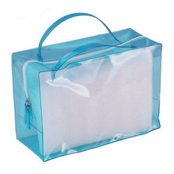 Plain & Printed Glossy PVC Bag For Packing