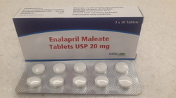 Enalapril Maleate Tablets USP 20mg